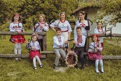 Ukrainians Royalty Free Stock Photo