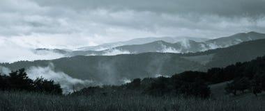 Ukrainische Berge Lizenzfreie Stockbilder