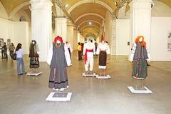 Ukrainische Kleidung Lizenzfreies Stockbild