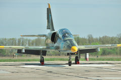 Ukrainische Luftwaffe Aero L-39 Albatros Stockfotos