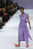 39. ukrainische Mode-Woche in Kyiv, Ukraine Lizenzfreies Stockbild
