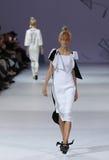 39. ukrainische Mode-Woche in Kyiv, Ukraine Lizenzfreies Stockfoto
