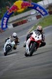 Ukrainische Motorrad-Meisterschaft Lizenzfreie Stockfotos