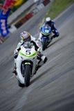 Ukrainische Motorrad-Meisterschaft Lizenzfreie Stockbilder
