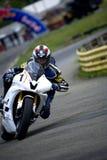 Ukrainische Motorrad-Meisterschaft Lizenzfreie Stockfotografie