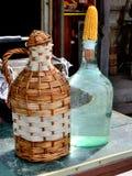 Ukrainische nationale alkoholische Getränke Lizenzfreie Stockbilder