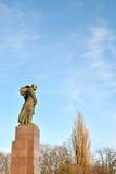 Ukrainischer Dichter Taras Shevchenko Lizenzfreies Stockfoto