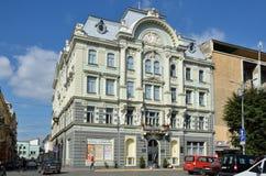 Ukrainisches cityChernivtsi Lizenzfreies Stockfoto