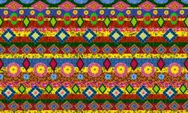 Ukrainisches nationales traditionelles Hemdmuster Stockfoto