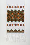 Ukrainsk handduk Royaltyfri Fotografi