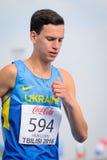 Ukrainsk idrottsman nen Royaltyfria Bilder