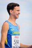 Ukrainsk idrottsman nen Arkivbilder