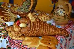 Ukrainsk kokkonst Arkivbild