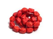 Ukrainsk nationell röd halsband Royaltyfri Foto