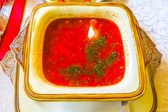 Ukrainsk traditionell kokkonst 02 arkivbild