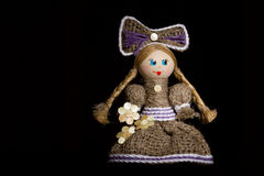 Ukranien doll Stock Photography