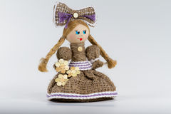 Ukranien doll Royalty Free Stock Images