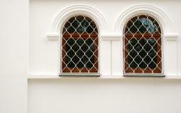 łuku okno dwa Zdjęcie Royalty Free