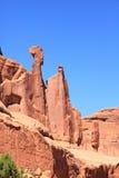 Łuku park narodowy Zdjęcie Royalty Free