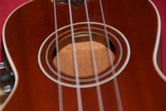 Ukulelé: Hawajski/∠hawaiulele «aminu ̱ lbur lclu lclu lclu lclu/, wymawianiowy /ukulele obrazy royalty free