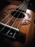 ukulele μουσική στοκ φωτογραφία