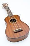 ukulele типа Гавайских островов гитары Стоковые Изображения RF