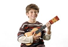 Ukulele photo stock