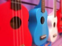 ukulele Zdjęcie Stock