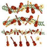 ukulele Images libres de droits
