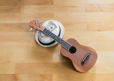 ukulele Photos libres de droits