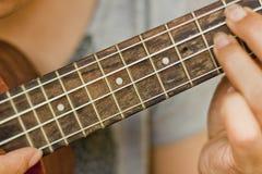 ukulele Royalty-vrije Stock Afbeeldingen
