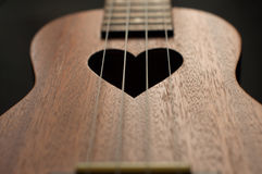 ukulele Royalty-vrije Stock Foto