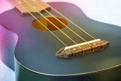 ukulele photographie stock libre de droits