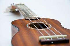 Ukulele Hawaii guitar style Royalty Free Stock Photos