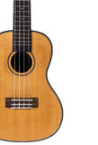 Ukulele hawaiian guitar Stock Images