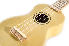 Ukulele isolated Stock Image