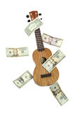 Ukulele Royalty Free Stock Photo
