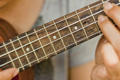 Ukulele Royalty Free Stock Images