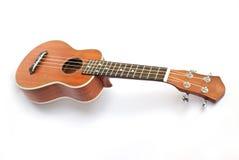 Ukulele on the white background. Image ukulele on the white background royalty free stock photos