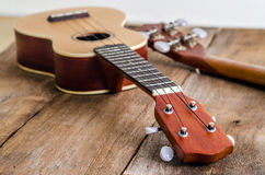 Ukuleles Stock Photos