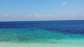 Ukulhas海岛,马尔代夫 股票视频
