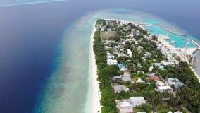 Ukulhas wyspa, Maldives zbiory wideo