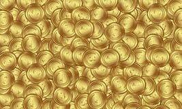 ukuwać nazwę dolarowego euro złoto Obraz Stock