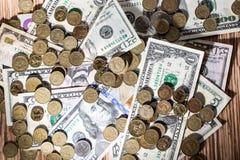 ukuwać nazwę dolary obraz royalty free