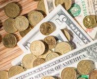 ukuwać nazwę dolary obrazy stock