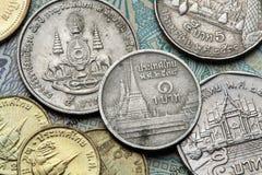 ukuwać nazwę Thailand Zdjęcia Royalty Free