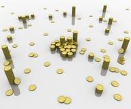 ukuwać nazwę złoto obrazy royalty free