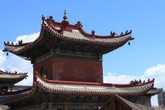 Ulaanbaatar Choijin Lama Monastery Stock Photo