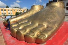 Ulaanbaatar Gandan Monastery Royalty Free Stock Images
