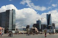 Ulaanbaatar Royalty Free Stock Photo